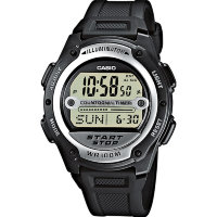 Часы CASIO Collection W-756-1A
