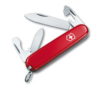 Нож Victorinox Recruit red 0.2503 (84 мм)