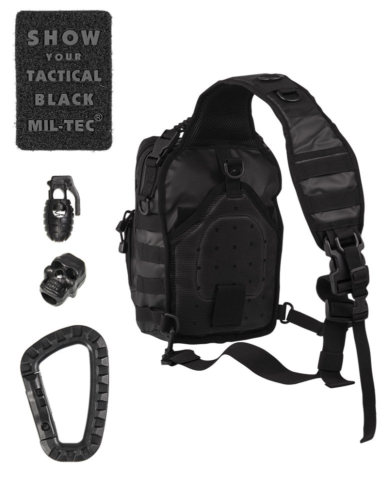 One Strap Assault Pack