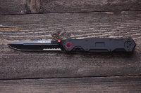 Нож складной Mr.Blade Ferat Black Serrated