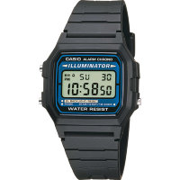 Часы CASIO Collection F-105W-1A